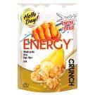 Hello Day! Energy crunch Chrupiące płatki z bananami 225 g