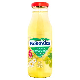 BoboVita Grapes with Fennel and Chamomile Drink after 6 Months Onwards 300 ml
