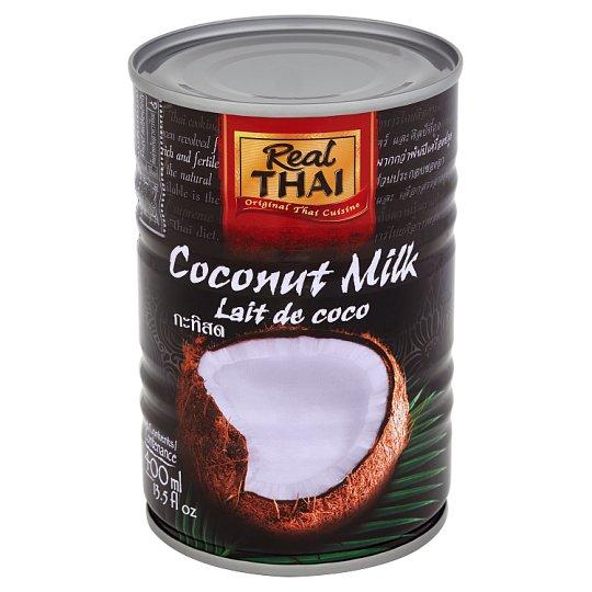 Real Thai Mleko kokosowe 400 ml