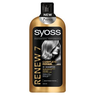 Syoss Renew 7 Complete Repair Szampon 500 ml