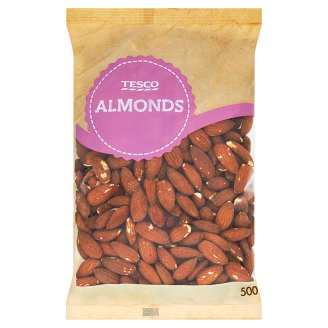 Tesco Almonds 500 g