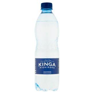 Kinga Pienińska Naturalna woda mineralna gazowana niskosodowa 500 ml