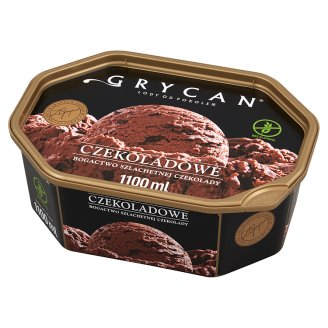 Grycan Chocolate Ice Cream 1100 ml