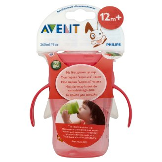 Avent First Grown Up Cup after 12 Months 260 ml