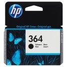 HP 364 Black Ink Cartridge