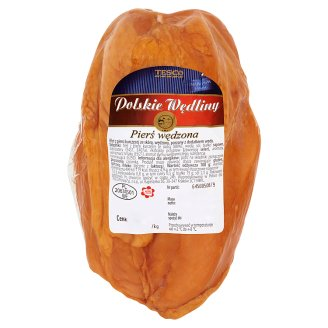 Tesco Polskie Wędliny Smoked Chicken Breast