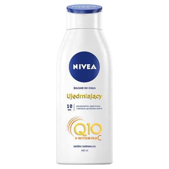 NIVEA Q10 plus Firming Body Lotion Normal Skin 400 ml