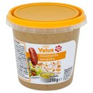 Tesco Value Sarepska Mustard 210 g