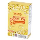 Tesco Butter Flavour Microwave Popcorn 300 g (3 Pieces)