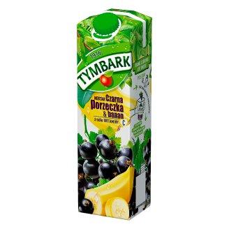 Tymbark Black Currant and Banana Nectar 1 L