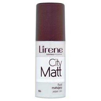 Lirene City Matt 16h Fluid matujący 203 jasny 30 ml