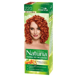 Joanna Naturia color Hair Dye Fiery Spark 220