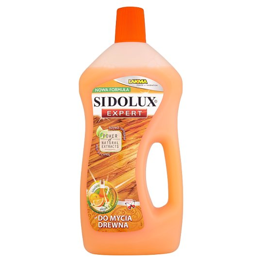 Sidolux Expert Wood Cleaner 750 ml