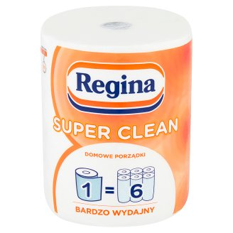 Regina Super-Clean Very Efficient Paper Towel