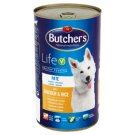 Butcher's Pâté with Chicken and Rice Complete Food for Adult Dogs 1200 g