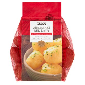 Tesco Red Lady Potatoes 2 kg
