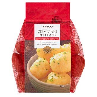 Tesco Ziemniaki odmiana Red Lady 2 kg