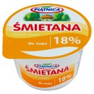 Piątnica 18% Fat Soup Soured Cream 200 g