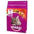 Whiskas Complete Dried Cat Food with Liver and Beef 300 g