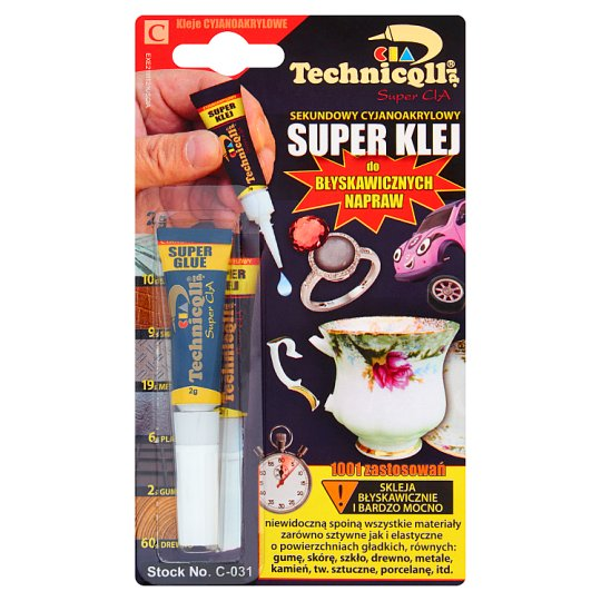 Technicqll Second Super Glue 2 g