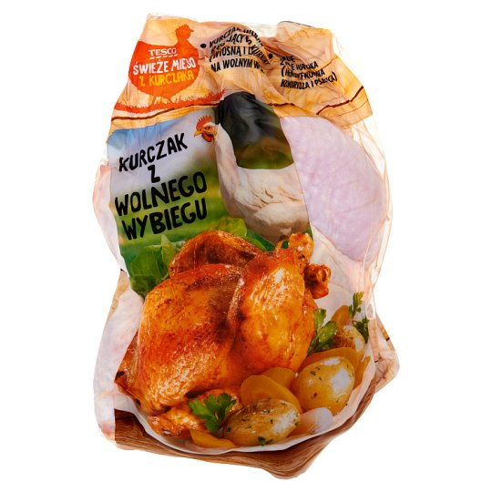 Tesco Free-Range Chicken