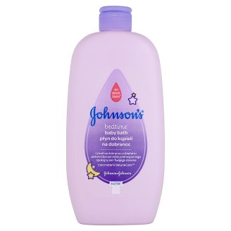 Johnson's Bedtime Płyn do kąpieli na dobranoc 500 ml