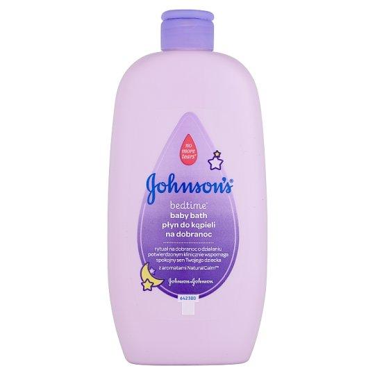 Johnson's Bedtime Baby Bath Liquid 500 ml