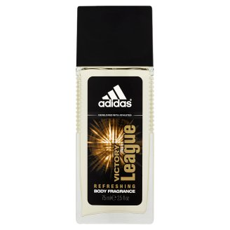 Adidas Victory League Refreshing Body Fragrance Spray for Men 75 ml