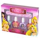 Junior Elf Fairytale Princess Set 4 Nail Varnishes & Nail File