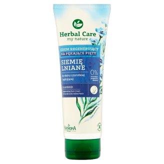 Farmona Herbal Care Flaxseed Regenerating Foot Cream 100 ml