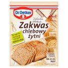 Dr. Oetker Zakwas chlebowy żytni 15 g