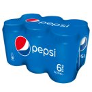 Pepsi Cola Drink 6 x 330 ml