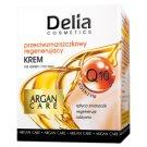 Delia Cosmetics Argan Care Przeciwzmarszczkowy regenerujący krem na dzień i na noc 50 ml