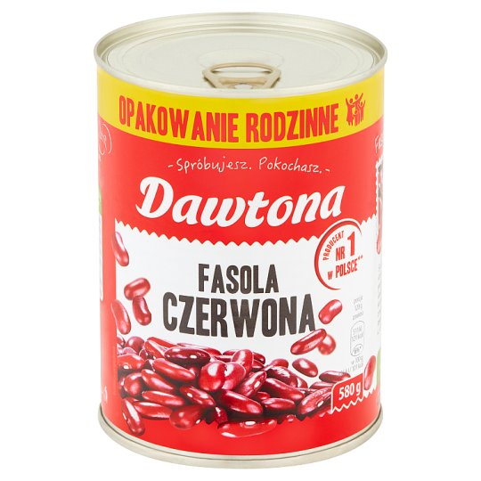 Dawtona Red Bean 580 g