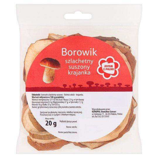 Runopol Borowik szlachetny suszony krajanka 20 g
