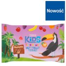 Tesco Kids Tutti Frutti Nawilżany papier toaletowy 50 sztuk