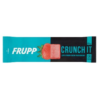 Frupp Strawberry Freeze-Dried Bar 10 g