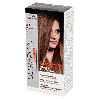 Joanna Ultraplex Color Pielęgnacyjna farba do włosów Naturalny blond 8.1