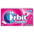 Orbit For Kids Classic Guma do żucia bez cukru 27 g (14 pasków)