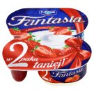 Danone Fantasia Creamy Yoghurt with Strawberries 244 g (2 Pieces)