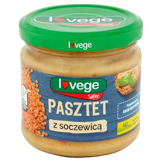 Sante Pâté with Lentil 180 g