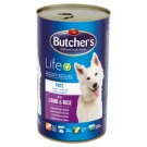 Butcher's Pâté with Lamb and Rice Complete Food for Adult Dogs 1200 g