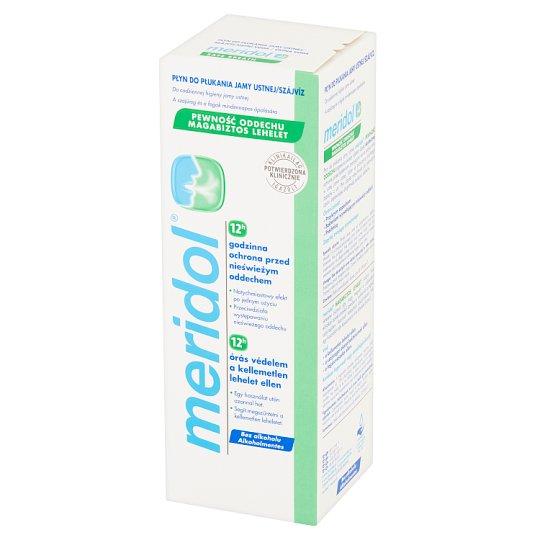 Meridol Safe Breath Mouthwash Liquid 400 ml