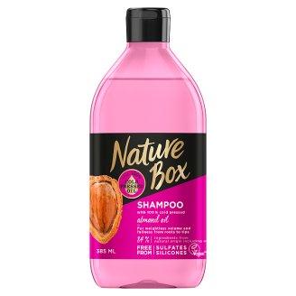 Nature Box Szampon do włosów z olejem migdałowym 385 ml