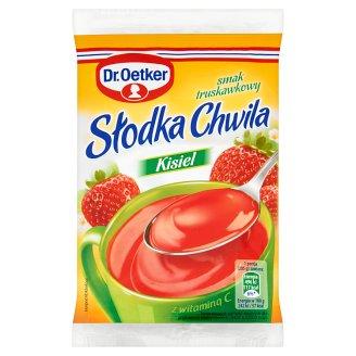Dr. Oetker Słodka Chwila Strawberry Flavour Jelly 3 x 30 g