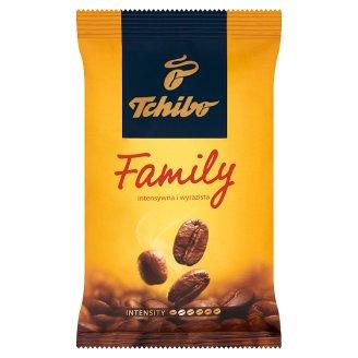 Tchibo Family Kawa palona mielona 100 g