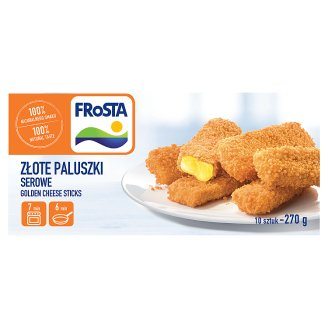 FRoSTA Golden Cheese Sticks 270 g