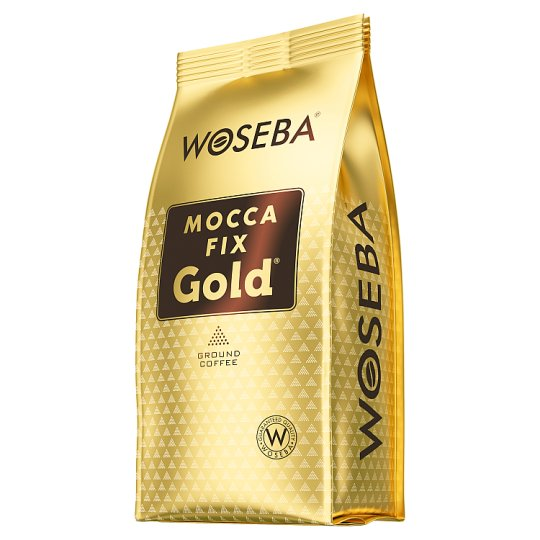 Woseba Mocca Fix Gold Ground Roasted Coffee 250 g
