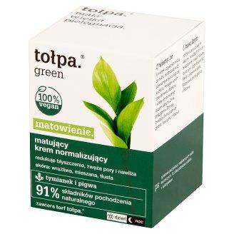 tołpa Green Matting Normalising Cream 50 ml