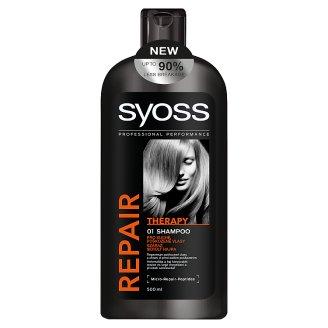 Syoss Repair Therapy Shampoo 500 ml
